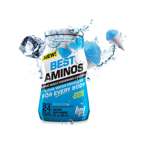 BEST AMINOS LIQUID 6병