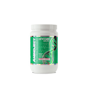 Evogen AminoJect Natural 이보젠 BCAA+글루타민